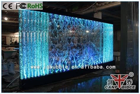 interior panels are water and interior design cafe acrylic water wall bubbles panel