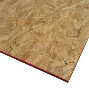 home depot flooring plywood oriented strand board common 7 16 in x 2 ft x 4 ft actual 0 435 in x 23 75 in x 47 75