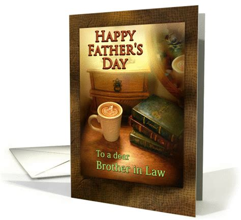 brother  law happy fathers day coffee mug