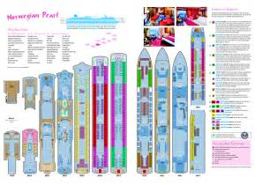 ncl pearl deck plans pdf floor plan image collections home