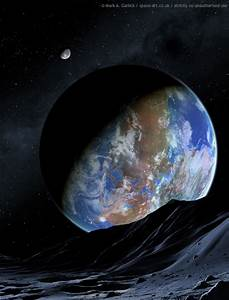 Planet Gliese - Pics about space