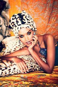 Ethiopian Model Liya Kebede