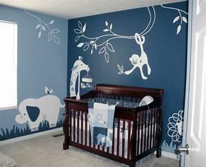 Bordüre Kinderzimmer Elefanten : kinderzimmer gestalten elefant bibkunstschuur ~ Markanthonyermac.com Haus und Dekorationen
