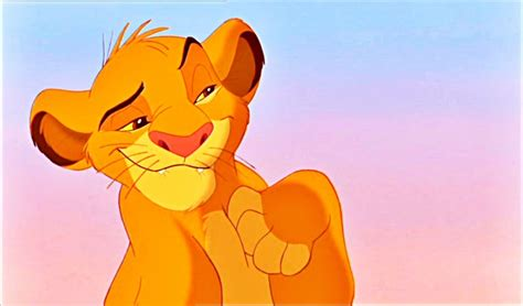 Free Lion King Young Simba, Download Free Clip Art, Free