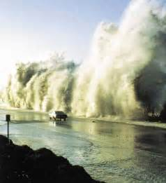 Tsunamis Caused by Meteorites