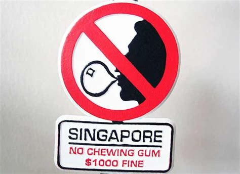 17 Best Ideas About Chewing Gum Singapore On Pinterest