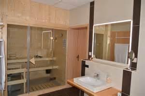 badezimmer mit sauna sauna