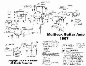 Multivox Guitaramp
