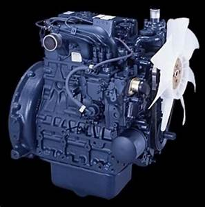 Kubota E B Series Diesel Engine Workshop Manual Pdf