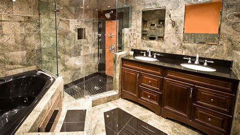 custom quartz bathroom vanity marble corner