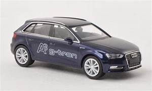 Audi A3 Bleu : audi a3 miniature sportback g tron bleu herpa 1 87 voiture ~ Medecine-chirurgie-esthetiques.com Avis de Voitures