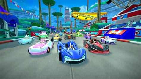 Sonic Racing Sega