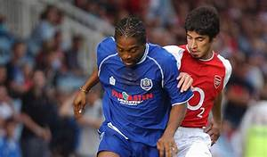 What happened to Arsenal's Paulinho, a goalscorer on ...