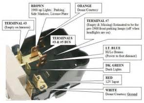 similiar headlight switch wiring keywords chevy headlight switch wiring diagram