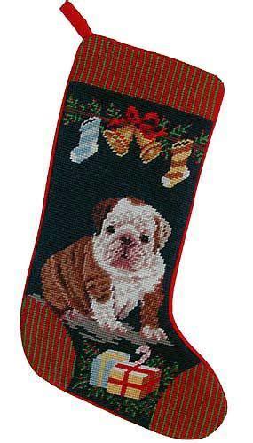 bulldog stocking holders bulldog puppy 29 95 gift idea s cheap