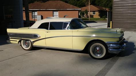 1957 Buick Roadmaster 75 by 1957 Buick Roadmaster Model 75 Convertible For Sale