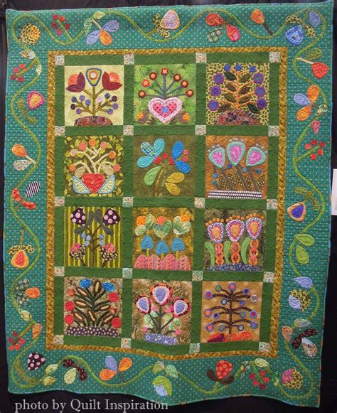 Floral Quilts by Fancy Folk Quilts Quilts Quilts Quilts Quilts