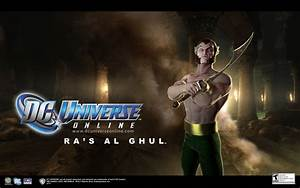 DC Universe Online Wallpapers