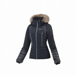 Parka Femme Vrai Fourrure : manteau ski femme fourrure ski de rando ~ Melissatoandfro.com Idées de Décoration
