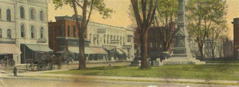 vintage postcards  jackson tennessee