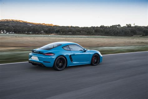new porsche new porsche 718 cayman and boxster gts detailed in 85 pics