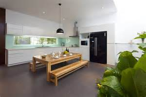 kitchen diner design ideas contemporary kitchen diner layout interior design ideas