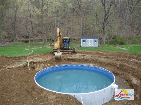 cost of swimming pool above ground swimming pool removal cost decor references