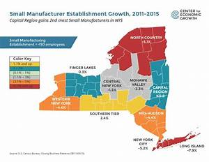 Capital Region Leads NY in Growing Small Manufacturers ...