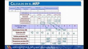 Umh1798 2012-13 Lec52 T U00e9cnicas De C U00e1lculo Mrp