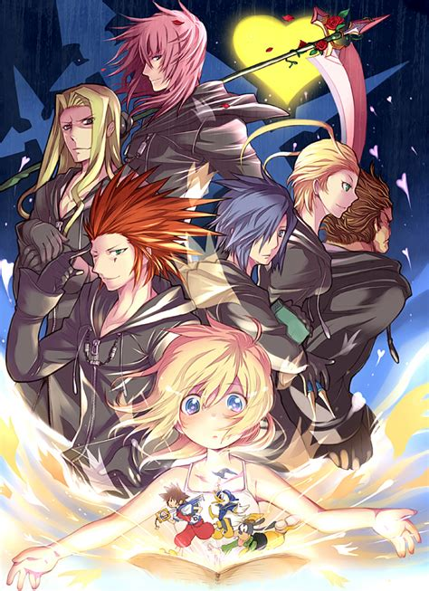 Kingdom Hearts Has Developed Quite The Fan Art Following