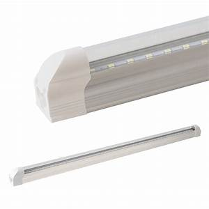 T5 Leuchtstoffröhre Led : ledvero t5 led lichtleiste 60cm abdeckung transparent warmwei r hre tube ~ Yasmunasinghe.com Haus und Dekorationen
