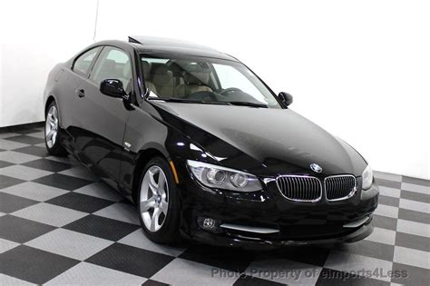 2011 Used Bmw 3 Series 328i Xdrive Coupe Sportpremium