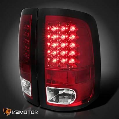 Tail Led Lights Ram Dodge 1500 Rear
