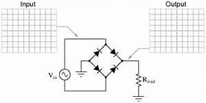 Half Bridge Rectifier Circuit Diagram