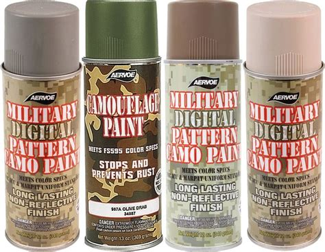 Camouflage Digital Pattern Military Spray Paint Can 12 Oz Different Christmas Tree Types How Much Is A Stand Big Lots Piano The Warehouse Trees Charlie Brown For Sale Good Quality Artificial Precious Moments Topper