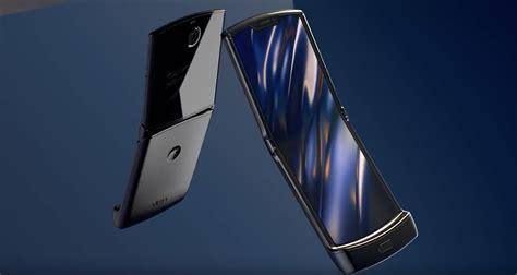motorola announces  razr  foldable screen