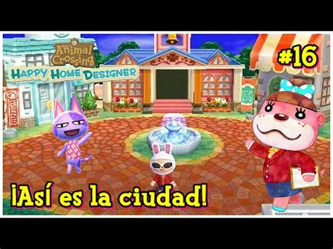 Animal Crossing Happy Home Designer #16  ¡esta Es Mi