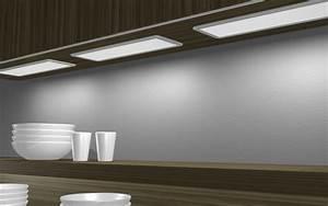 Led Unterbauleuchte Küche Mit Schalter : hotspots mit led technik leuchtenvielfalt f r die k che ~ Frokenaadalensverden.com Haus und Dekorationen