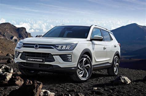 New Ssangyong Korando SUV revealed ahead of Geneva | Autocar