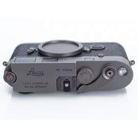 beautiful leica mp titanium limited edition camera   leica rumors