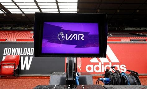 Referees advised to use pitchside monitors on red card ...