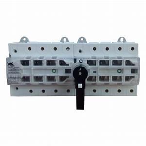 3 Phase Manual Transfer Switch  U2013 Welling  U0026 Crossley