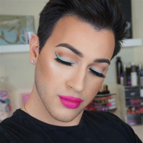 Guys Wearing Makeup Friend Mugeek Vidalondon