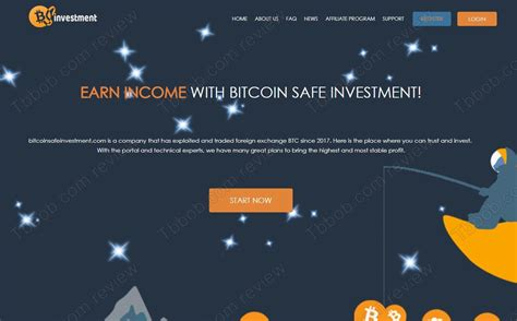 bitcoin investment safe scam unsafe lose money ready