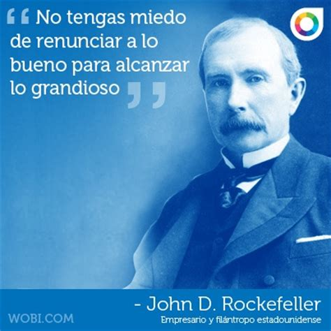 John D Rockefeller Quotes Education