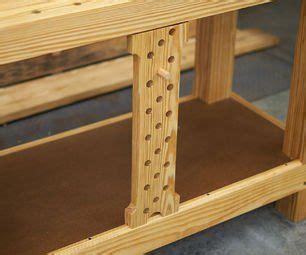 building  sliding deadman   staining furniture