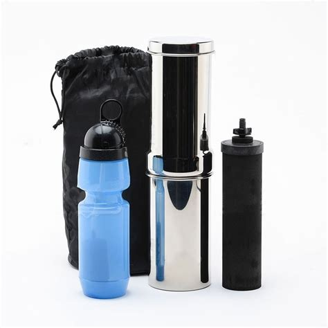 Gravity water filters - making natural water sources safe to drink - WaterFilterShop.co.uk Blog