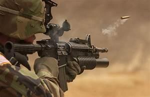 Weapons in Call of Duty Modern Warfare 3: Assault Rifles