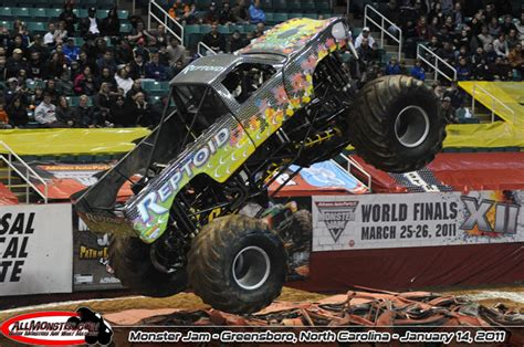 monster truck jam greensboro greensboro north carolina monster jam january 14