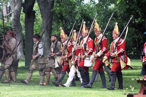 Living History — French Indian War Comes Alive At Fort Niagara Militaryhistorynowcom